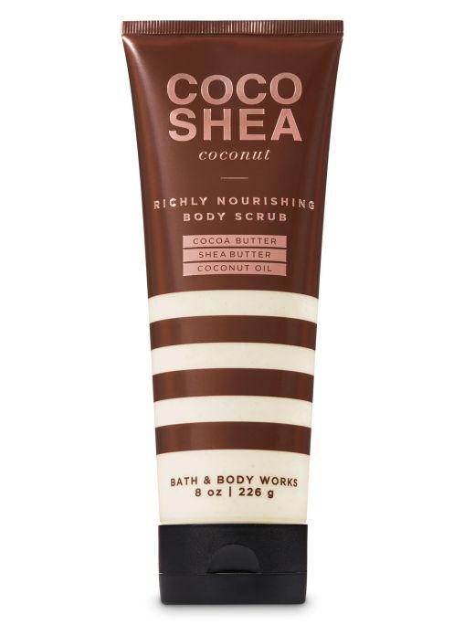 CocoShea Coconut Richly Nourishing Exfoliante Corporal - Bath and Body Works