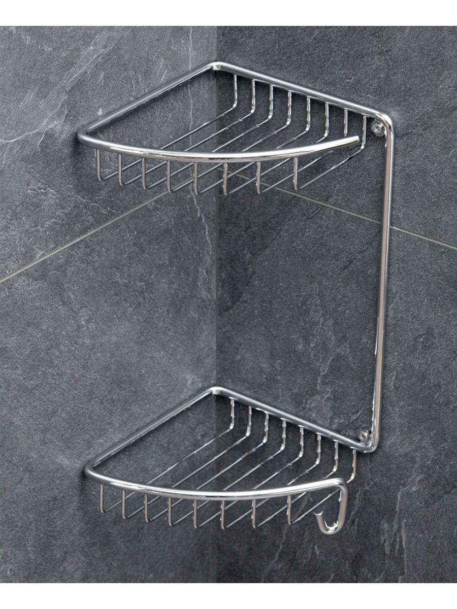 Corner Shelf For Shower on Bathroom Corner Shelf  id=52088