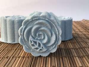 Lavender Bath Bomb Close-Up