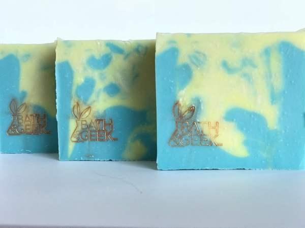 Fresh Linen Soap - Close-Up