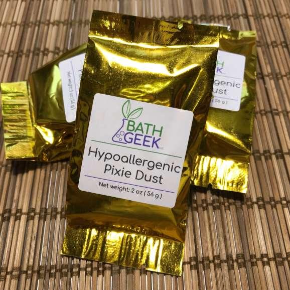 Hypoallergenic Pixie Dust
