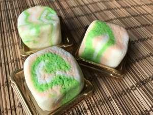 Green Tea & White Pear Bubble Bath - Top View