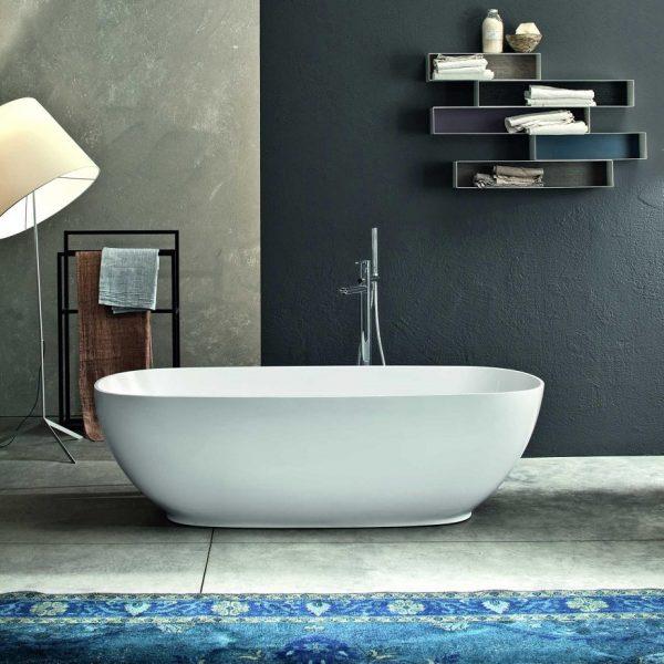 Mastella Betty Mak Freestanding Bathtub BATHHOUSE
