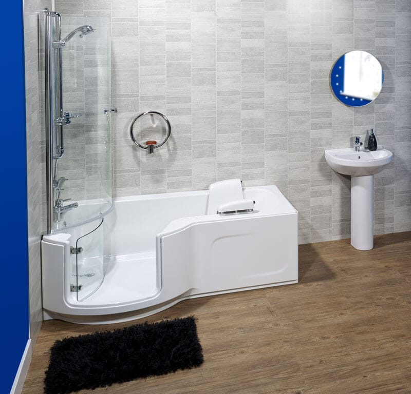 The Royale Walk In Bath And Shower Bathing Solutions