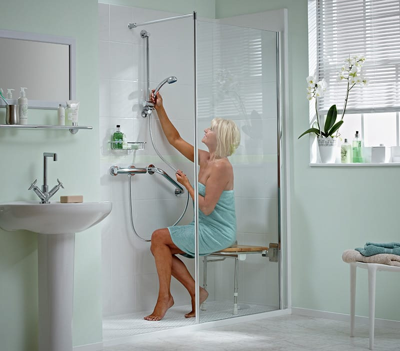 Disabled Bathrooms & Showers | Bathing Solutions