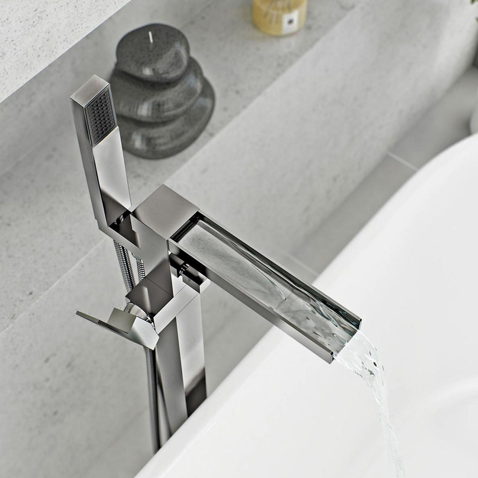 Kensington Freestanding Tap Fs07 Bathroom House