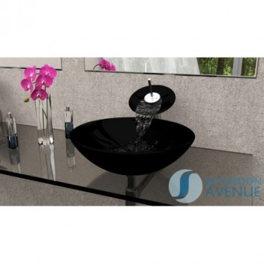 glass wash basins glass sinks