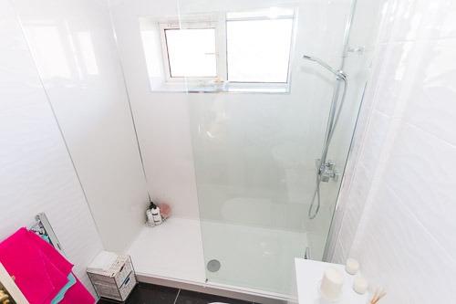 Mrs Scott in Stirling New Bathroom - Bathroom Centre Stirling