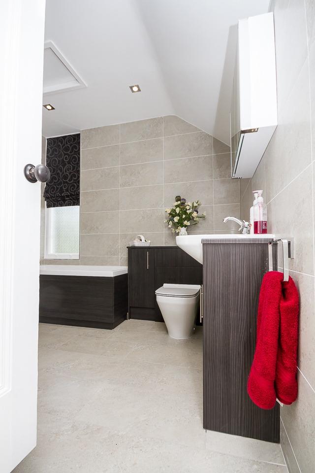 Bath and Shower New Bathroom in Kilmahog - Bathroom Centre ...