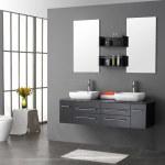 Contemporary Bathroom Vanities Bathroom Decorating Ideas