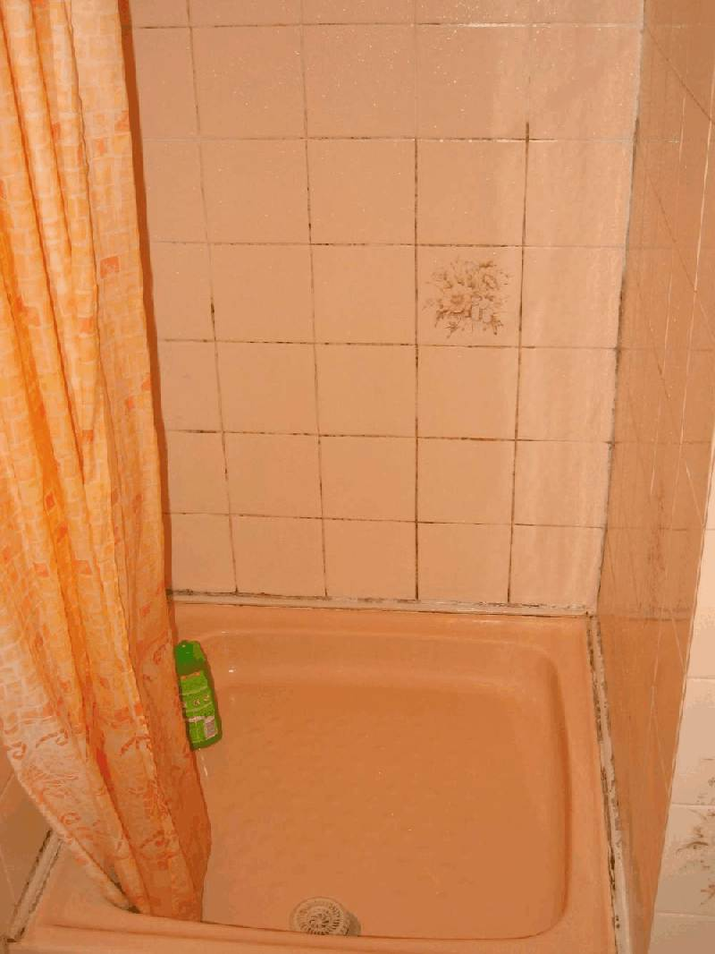 install panels in an existing shower