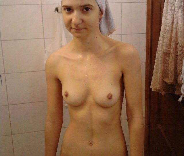Bathroom Nude Girl