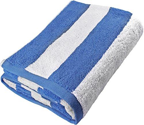 Cabana Extra Large Egyptian Cotton Plush /& Soft Beach /& Pool Towel 100 x 180cm