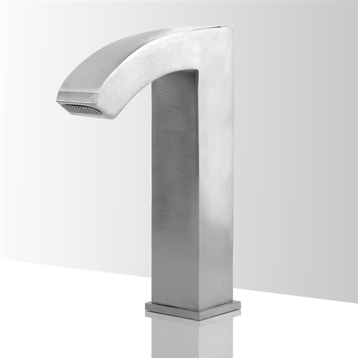 stainless steel commercial automatic motion sensor faucet
