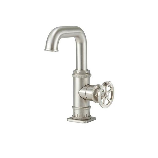 single hole lavatory faucet with 2 1 4 flange zerodrain
