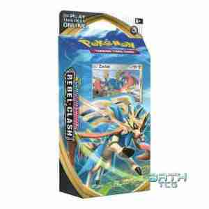 Pokemon TCG Rebel Clash Theme Deck - Zacian