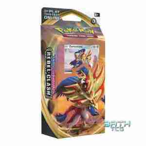 Pokemon TCG Rebel Clash Theme Deck - Zamazenta