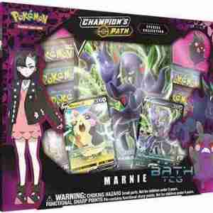Pokemon TCG Champions Path Special Collection Marnie