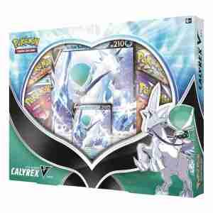 Pokemon TCG Ice Rider Calyrex V Box