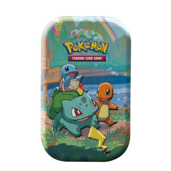 Pokemon TCG: Mini Tin 1