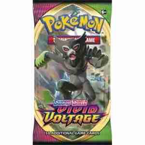 Pokemon TCG Vivid Voltage Booster Pack