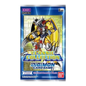 Digimon Card Game Classic Collection EX01