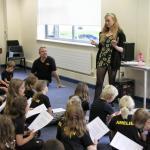 Bath Theatre School - Annie Get Your Gun Masterclass 013
