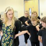 Bath Theatre School - Annie Get Your Gun Masterclass 022