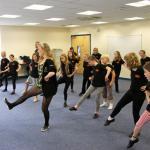 Bath Theatre School - Annie Get Your Gun Masterclass 027