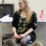 Bath Theatre School - Annie Get Your Gun Masterclass 033