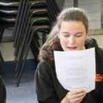 Bath Theatre School - Annie Get Your Gun Masterclass 043
