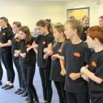 Bath Theatre School - Annie Get Your Gun Masterclass 054