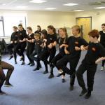 Bath Theatre School - Annie Get Your Gun Masterclass 057