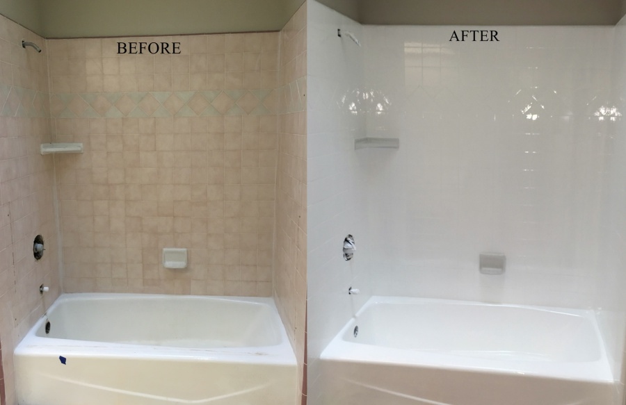 Porcelain Bathtub Repair Amp Tile Reglazing
