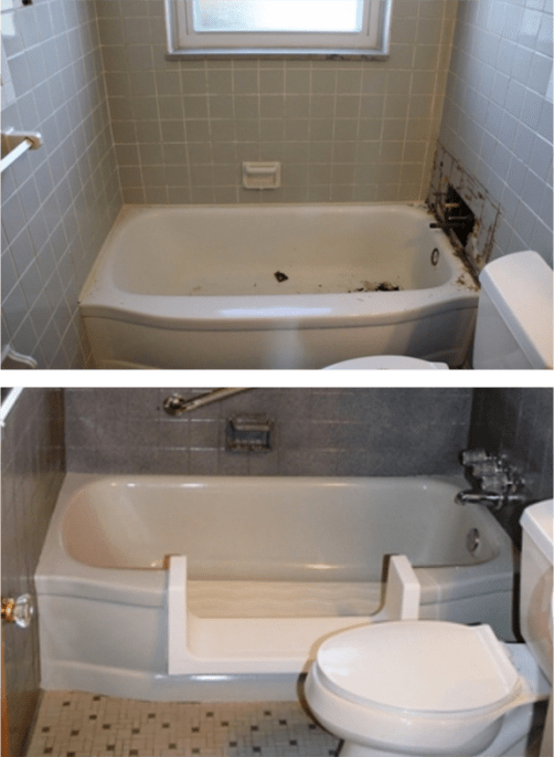 Bathtub Modification Gallery Surface Solutions Canton