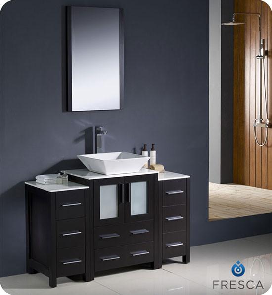 48 inch modern bathroom vanity