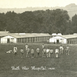 The Bath War Hospital: An Introduction
