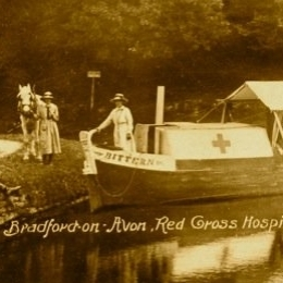 Red Cross Hospital at Avoncliff