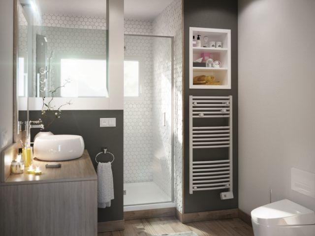 mini salle de bains