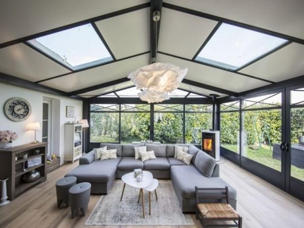 10 idees pour amenager une veranda en