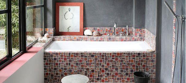 habillage baignoire pret carreler wedi. Black Bedroom Furniture Sets. Home Design Ideas