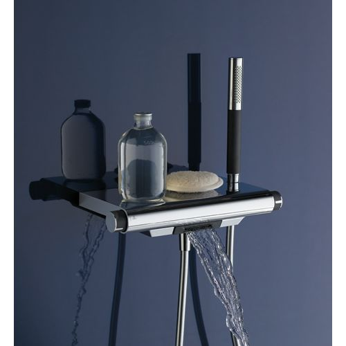 robinet baignoire mural affordable robinet baignoire retro unique robinet mural pour lavabo. Black Bedroom Furniture Sets. Home Design Ideas