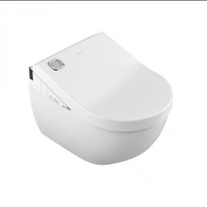 WC lavant sechant Villeroy et Boch ViClean-U+