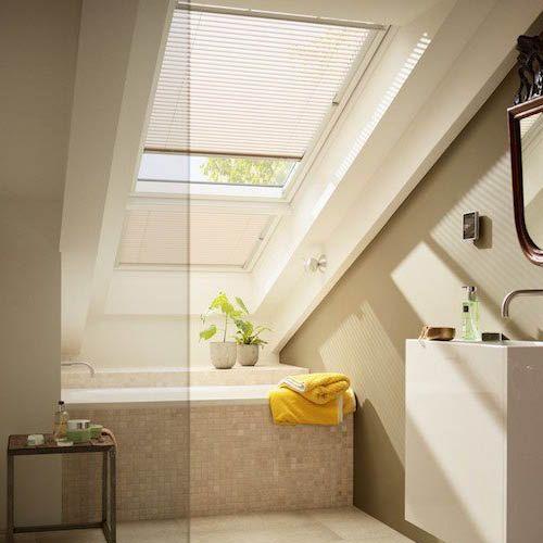 meubles pour salle de bain sous combles