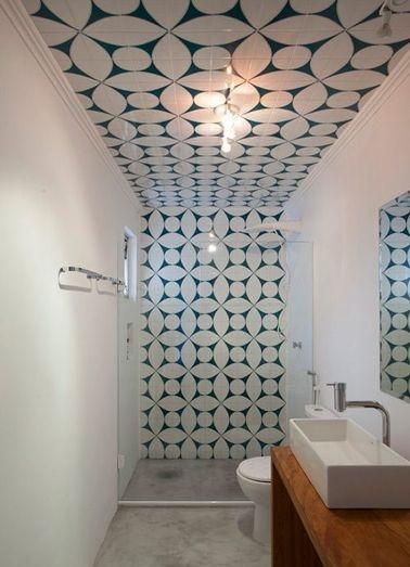 quelle hauteur carreler une salle de bain