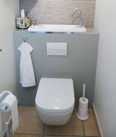 installer des toilettes suspendues sous