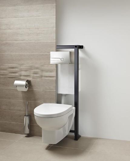 comment choisir le bati d un wc suspendu