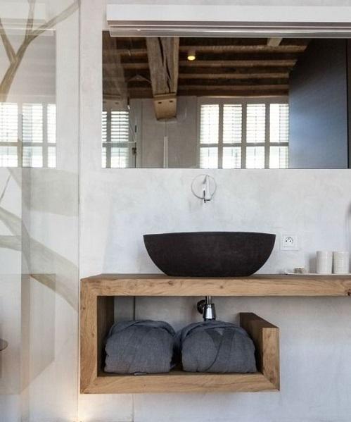 modeles de meubles de salle de bain