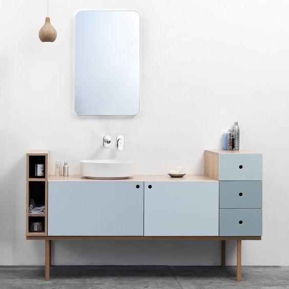quelle couleur pour un meuble de salle