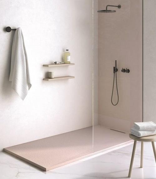 quel support pour un receveur de douche